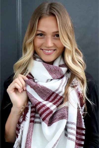 ARMSTRONG BLANKET SCARF