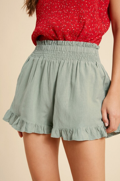 FLORENCE SHORTS (small + medium)