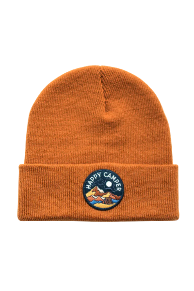 HAPPY CAMPER BEANIE - INFANT/TODDLER