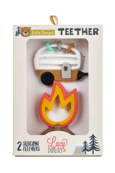 LITTLE CAMPER TEETHERS
