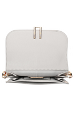 TILLY PURSE - GREY