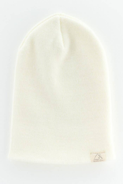 SEASLOPE YOUTH/ADULT BEANIE - DOVE