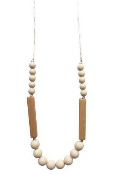 SLOAN TEETHING NECKLACE