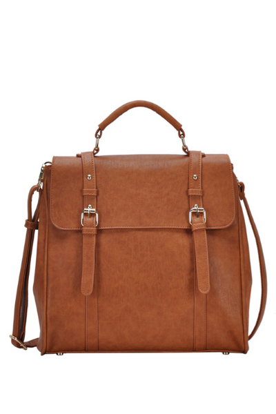 FULTON BACKPACK (TAN)