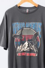 OUTDOOR ADVENTURE TEE