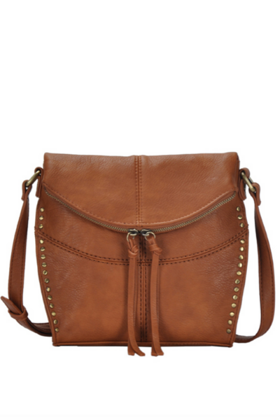 POWELL CROSSBODY (TAN)