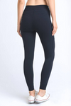 FRANKLIN CARGO LEGGINGS - BLACK