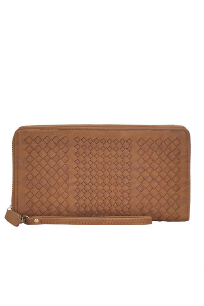 SWIFT WALLET (TAN)