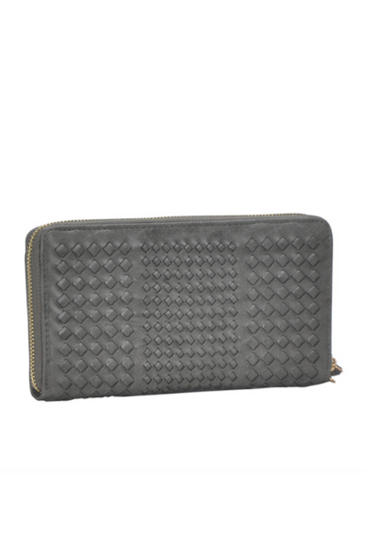 SWIFT WALLET (GREY)