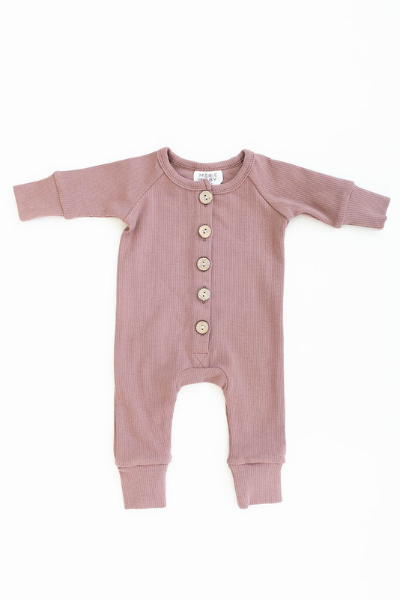 MAPLE ROMPER - BLUSH
