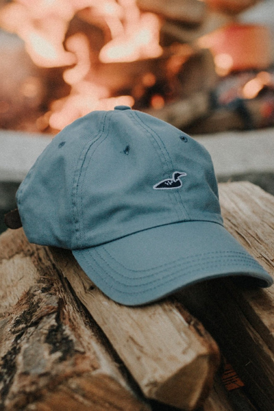 HARRIET ISLAND HAT - LAKE BLUE