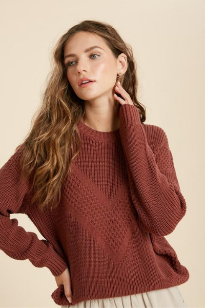 GINGER SWEATER
