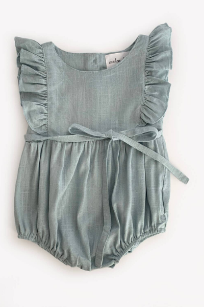 MILA ROMPER - LIGHT BLUE