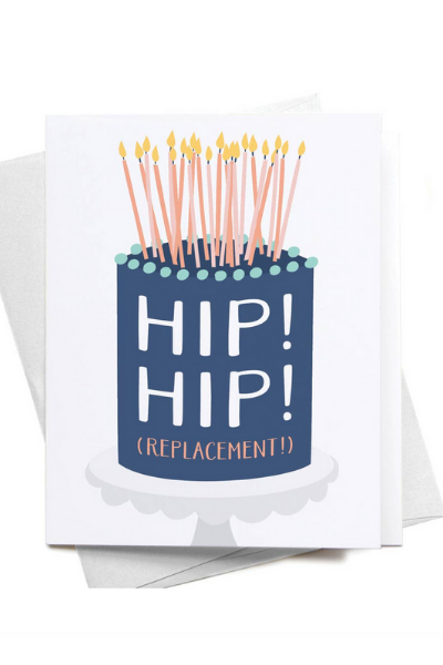 BIRTHDAY - HIP! HIP!