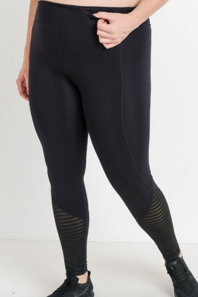 FAWCETT LEGGINGS - PLUS