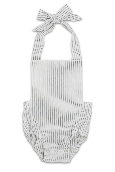 ALICE ROMPER - STRIPE