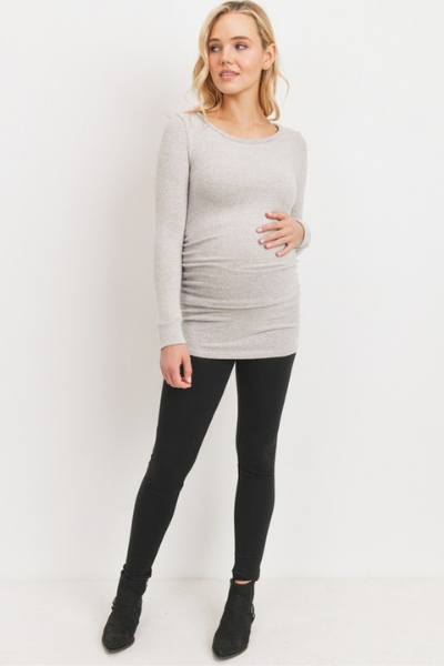 RILEY TUNIC - GREY