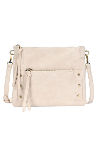 AVERY PURSE - BONE