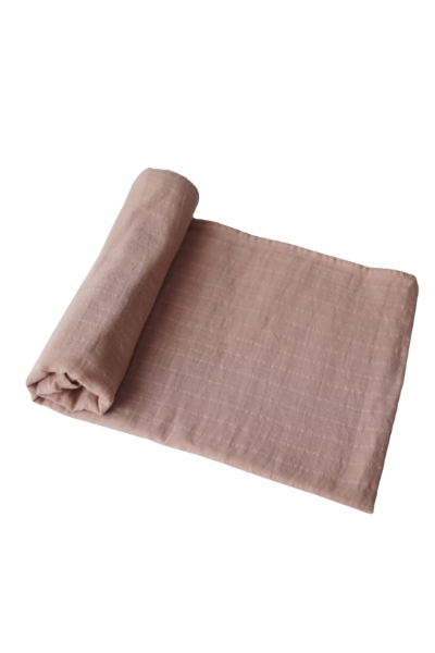 MUSLIN SWADDLE - NATURAL