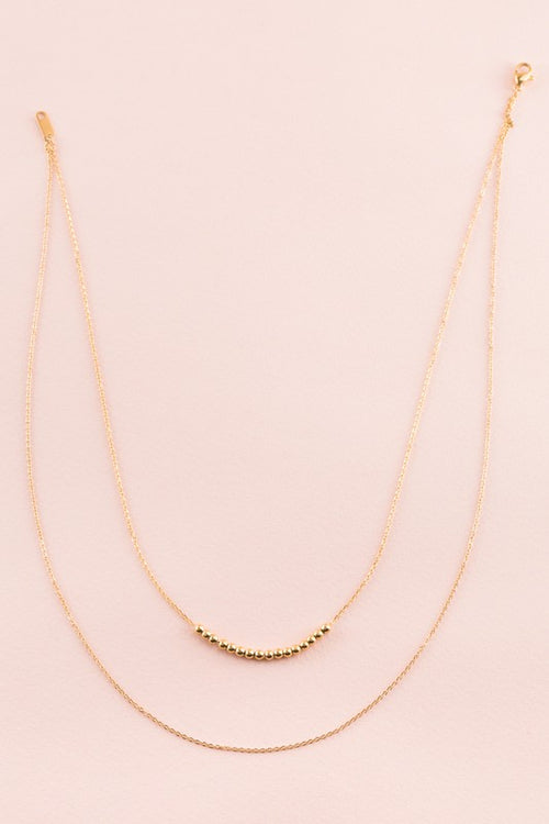 BAILEY LAYERED NECKLACE
