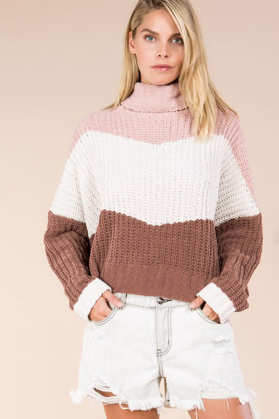 CANYON TURTLENECK