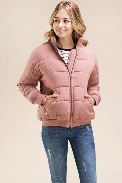 ALPINE PUFF JACKET