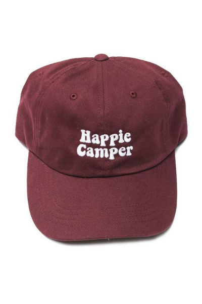 HAPPIE CAMPER DAD HAT