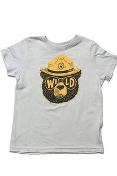 WILDBEAR TODDLER TEE