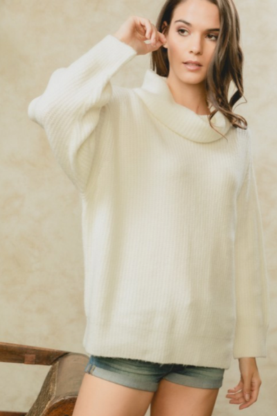 BRITTANY KNIT SWEATER