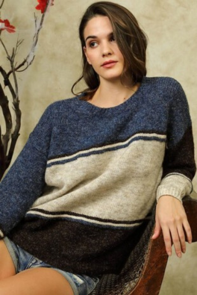 SHAWNA SWEATER