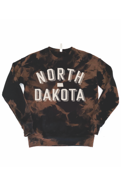 ND RUSTED GRUNGE CREW - PRE-ORDER