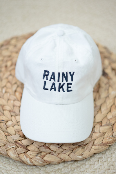KEMPTON DAD HAT - WHITE