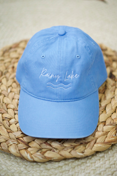 ARDEN DAD HAT - SKY BLUE