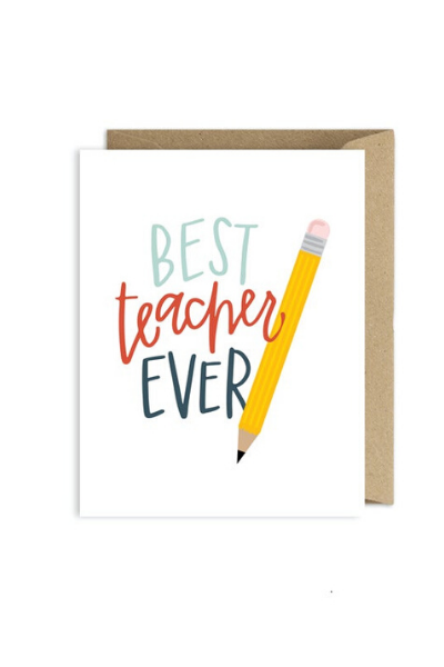 TEACHER - BEST TEACHER EVER