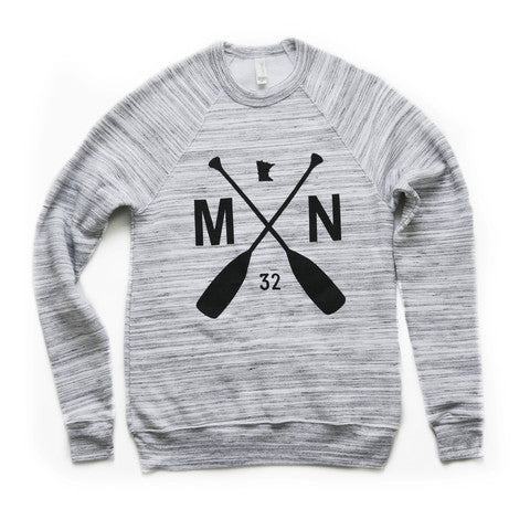 SOTA - MARBLE FLEECE CREWNECK