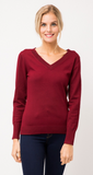 EMILY PULLOVER SWEATER