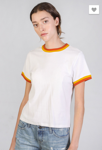 THE CHARLIZE TEE