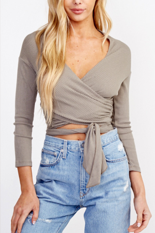 HARPER CROP TOP