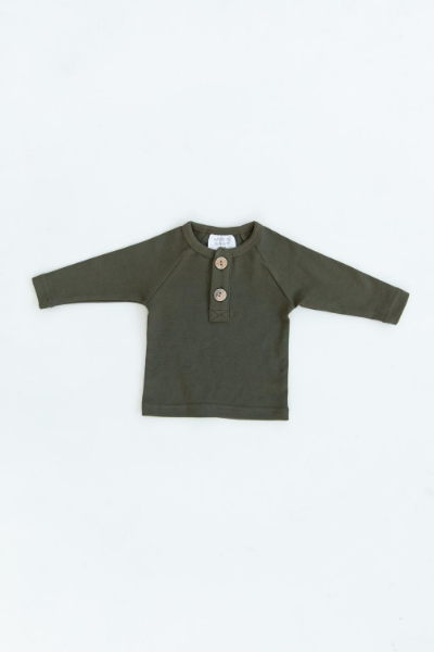 ASPEN LONG SLEEVE - OLIVE