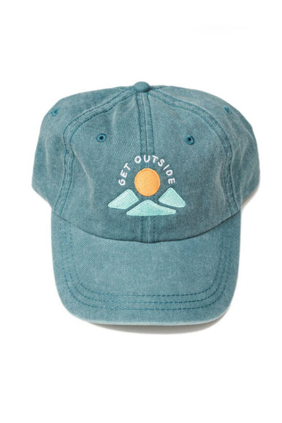 GET OUTSIDE DAD HAT