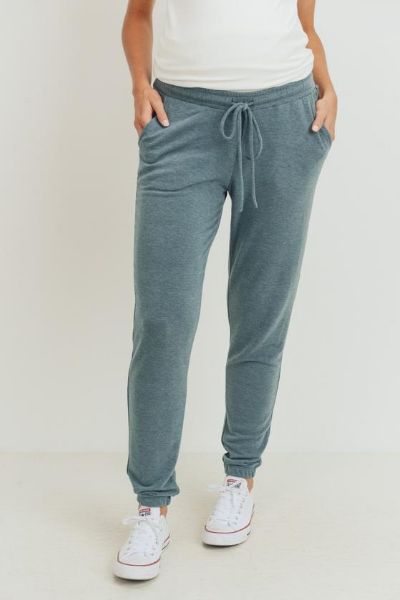 KENZIE SWEATPANTS - TEAL