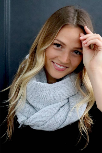 AUGUSTA INFINITY SCARF