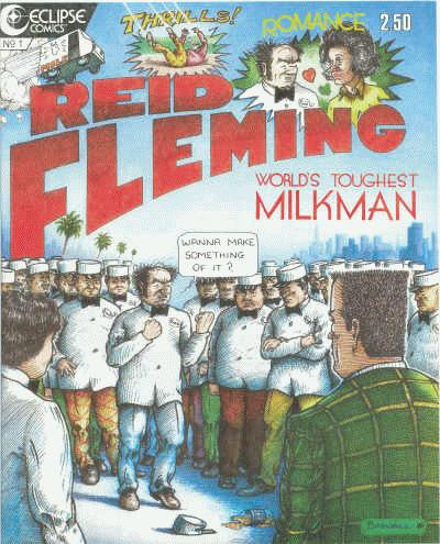 Reid Fleming Vol. 1, # 1