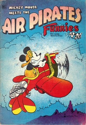 Air Pirates Funnies # 1