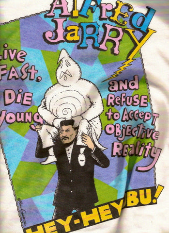 Alfred Jarry, T-Shirt - XL
