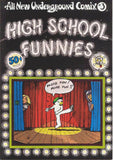 All New Underground Comix # 3 - High School Funnies