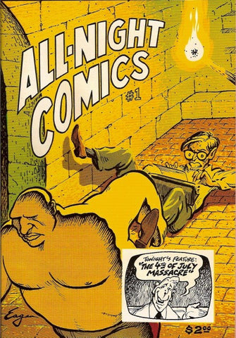All-Night Comics # 1
