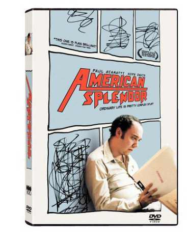 American Splendor (DVD) - Harvey Pekar