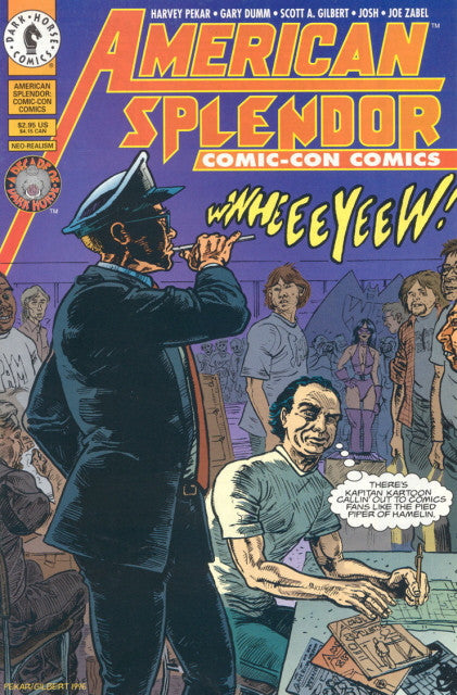 American Splendor: Comic-Con Comics