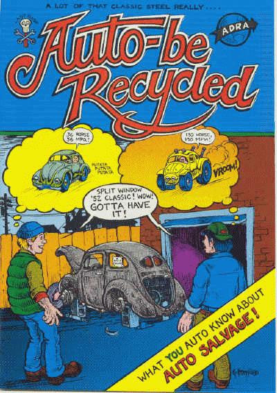 Auto-be Recycled